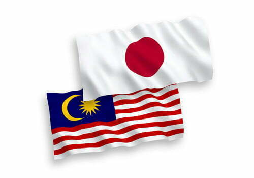 MALAYSIA-JAPAN
